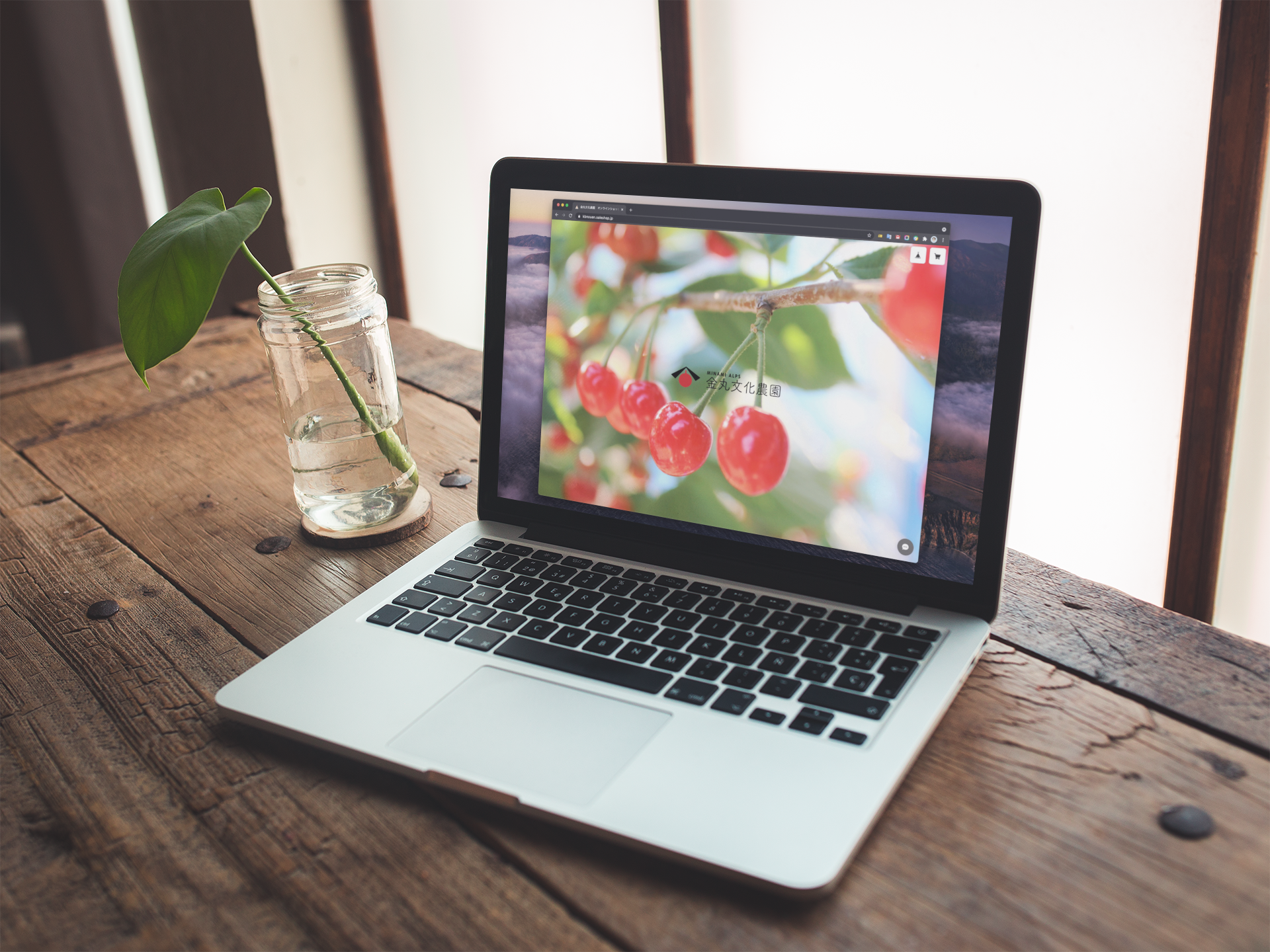 macbook-mockup-template-on-a-wooden-table-a19495